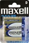 Porovnat ceny LR20/2BP-M Maxell - monočlánek velký LR20, alkalická baterie (cena za 1ks/baleno po 2 ks)
