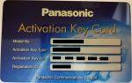 Porovnat ceny KX-NSX999W Panasonic - Licence rozšíření kapacity 301 -640 IP vnitřních linek, pro KX-NS1000