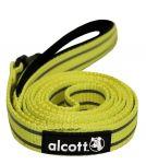 Porovnání ceny Alcott reflexní vodítko pro psy žluté, velikost L