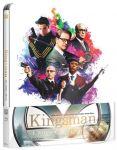 Porovnání ceny Bonton Film Kingsman: Tajná služba Steelbook STEELBOOK