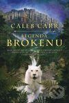 Porovnání ceny BB/art Legenda o Brokenu - Caleb Carr
