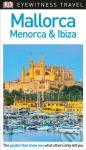 Porovnání ceny Dorling Kindersley Mallorca, Menorca and Ibiza -