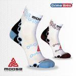Porovnat ceny BUBBLES dámske ponožky Moose fialová XS