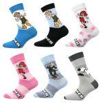 Porovnat ceny HU 001 dětské ponožky Boma 25-29 mix barev