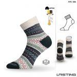 Porovnání ceny HMC zimní trekové ponožky Lasting zelená S