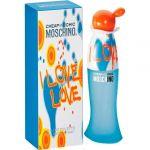 Porovnat ceny MOSCHINO I Love Love dámska toaletná voda 100 ml