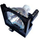 Porovnání ceny Lampa pro projektor SANYO PLV-60HT, originální lampa s modulem, partno: POA-LMP28