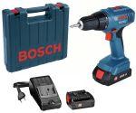 Porovnání ceny Bosch Professional Aku šroubovák Bosch GSR 1800-LI Professional