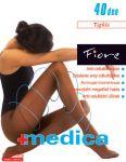 Porovnání ceny Fiore (Polsko) MEDICA 40 den-punčochové kalhoty Fiore
