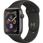 Porovnání ceny Apple Watch Series 4 44mm vesmírně šedý hliník s černým sportovním řemínkem - MU6D2HC/A