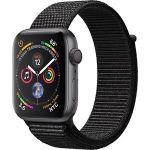 Porovnání ceny Apple Watch Series 4 44mm vesmírně šedý hliník s černým provlékacím sportovním řemínkem - MU6E2HC/A