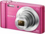 Porovnání ceny Sony Cyber-Shot DSC-W810 růžový - DSCW810P.CE3