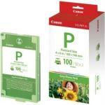 Porovnání ceny Canon E-P100 klasická fotografie 10x15 pro ES-3, ES-30, 100 ks - 1335B001