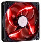 Porovnání ceny CoolerMaster Cooler Master ventilátor SickleFlow, 120mm LED red - R4-L2R-20AR-R1