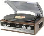 Porovnání ceny Soundmaster PL-186H gramofon - PL186H