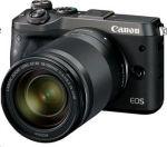 Porovnání ceny Canon EOS M6 Black + EF-M 18-150 IS STM - 1724C022