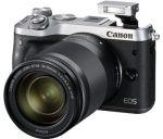 Porovnání ceny Canon EOS M6 Silver + EF-M 18-150 IS STM - 1725C022