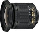 Porovnání ceny Nikon AF-P VR DX Zoom-Nikkor 10-20 mm f/4.5-5.6G (2,0x) - JAA832DA
