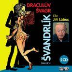 Porovnat ceny Popron Music s. r. o. Draculův švagr - 2CD