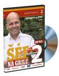 Porovnat ceny POKR Production s.r.o. Šéf na grilu 2 - DVD