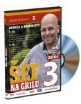 Porovnat ceny POKR Production s.r.o. Šéf na grilu 3 - DVD
