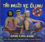Porovnat ceny Popron Music s. r. o. Tři muži ve člunu - 2CD