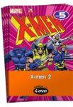 Porovnat ceny NORTH VIDEO X-men 2. - kolekce 4 DVD