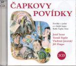 Porovnat ceny Popron Music s. r. o. Čapkovy povídky - 2 CD