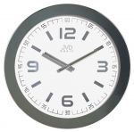 Porovnání ceny Kovové hodiny JVD basic HC 26