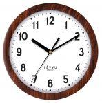 Porovnání ceny Nástěnné hodiny v imitaci ořechového dřeva LAVVU BASIC LCS2031