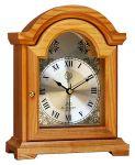 Porovnání ceny Dřevěné melodické stolní hodiny JVD HS14.3 Á La Campagne Westminster římské č.