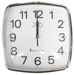 Porovnání ceny Stříbrné hranaté rádiem řízené levné hodiny JVD RH616.2