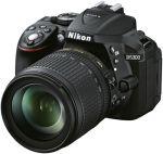 Porovnat ceny Nikon D5300 Kit black + AF-S DX 18-105 VR