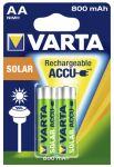 Porovnat ceny 1x2 Varta Solar Accu AA NiMH 800 mAh Mignon