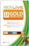 Porovnat ceny Microsoft XBOX 360 Live 12 mesiacov Gold Card SK / EL / HU