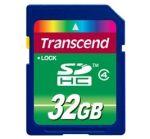 Porovnat ceny Transcend 32GB SDHC (Class 4) pamäťová karta