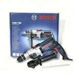 Porovnat ceny Vŕtačka dvojrýchlostné príklepová Bosch GSB 780
