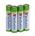 Porovnat ceny VERBATIM Nabíjacie batérie AA Premium 4-Pack 2500 mAh