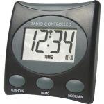 Porovnat ceny TECHNOLINE WT 221-T čierny - rádiom riadený, vnútorná teplota