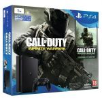 Porovnání ceny SONY PS4 1TB D Chassis Black SLIM + Call of Duty Infinite Warfare Legacy Edition
