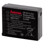 Porovnání ceny Hama spol s r.o. Hama fotoakumulátor Li-Ion 3,7V/800mAh, typ Panasonic CGA-S007E