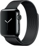 Porovnání ceny APPLE Watch S2, 38mm, Space Bl SS/Space Bl Milanese Loop