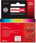 Porovnání ceny Action ActiveJet Ink cartridge Canon CL-41 Color ref. - 21 ml AC-41