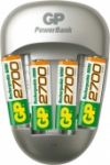 Porovnat ceny GP - Nabíjačka GP Power Bank 27GS 4 x 2700 mAh AA NiMH