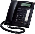Porovnat ceny Panasonic KX-TS880FXB jednolinkovy telefon cierny