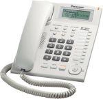 Porovnat ceny Panasonic KX-TS880FXW jednolinkovy telefon biely