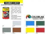 Porovnání ceny COLORLAK SILAMAT S 2819 / zelená šáchor / C0532 / 3,5 L (cca 5 kg,)